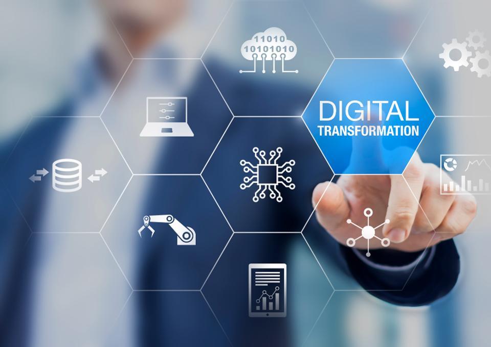 Digitalization processes